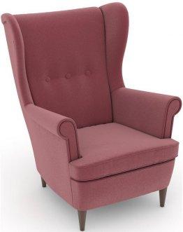 Max Winzer® build-a-chair Ohrensessel »Casimir« im Winchester-Look, zum Selbstgestalten